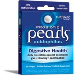 Probiotic Pearls ™ Acidophilus (Formerly Acidophilus Pearls)