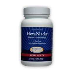 HexaNiacin™ Inositol Hexaniacinate60 Ultracaps