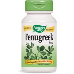 Fenugreek Seed610mg100 capsules