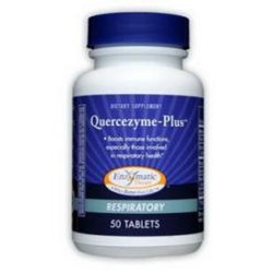 Quercezyme-Plus™50 tablets  NOW DISCONTINUED