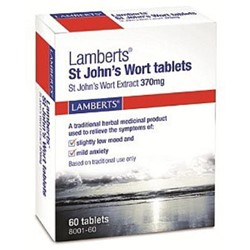 St Johns Wort 60 Tablets