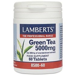 Green Tea 5000mg 60 tablets