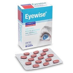Eyewise® High Strength Lutein 20mg 60 Tabs