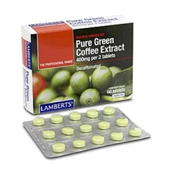 Green Coffee Extract 60 Tablets