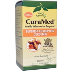 CuraMed® (750 mg) 60 Soft Gels