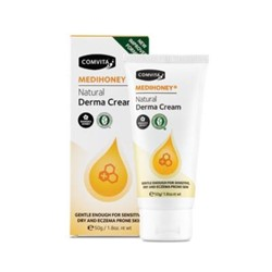 Medihoney Natural Derma Cream 50g