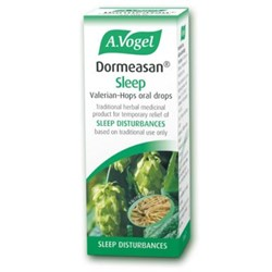 Dormeasan® Valerian & Hops 15ml or 50ml