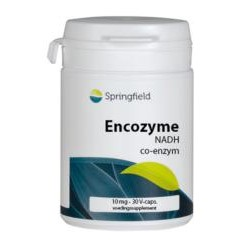 Encozyme NADH (Stabilised)5mg30 V-caps