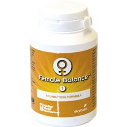 Female Balance™ Foundation Formula 90 Veg caps