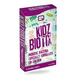 Kidzbiotix 30 Chewable Tablets
