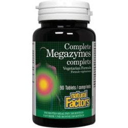 MegaZyme Complete Vegetarian90 tablets