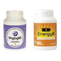 Marcus Webb's Menopause Energy Bundle