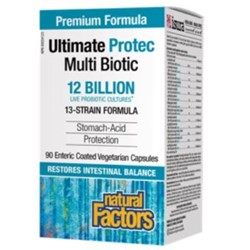 Ultimate Protec Multi Probiotic 90 Vegetarian Capsules
