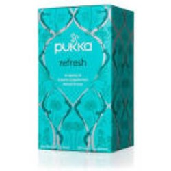Pukka Tea's Refresh Blend20 bags