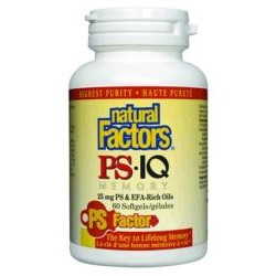 PS-IQ Memory60 softgels