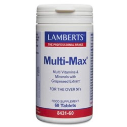 Multi-Max® Original For the over 50's60 tablets
