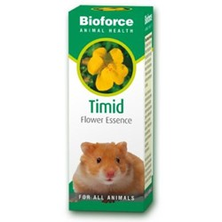 Timid Essence 30ml tincture