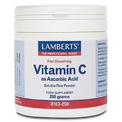 Ascorbic Acid (Vitamin C) 250g Powder