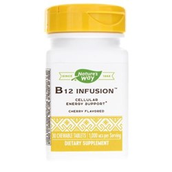 B12 Infusion™30 Chewable Tablets - Suitable for Vegans
