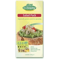 BioSnacky® Salad Pack 160g pack