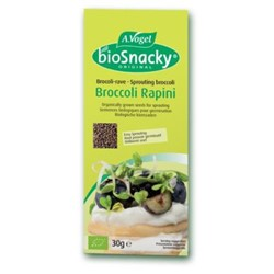 BioSnacky® Broccoli seeds 30g pack