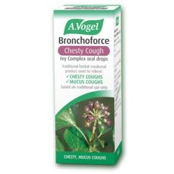 Bronchoforce, chesty cough remedy 15ml & 50ml tincture