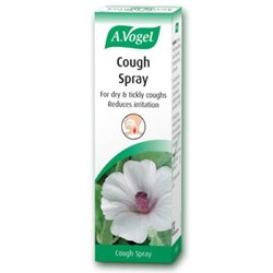 Cough Spray (Mullein and Marshmallow) 30ml spray