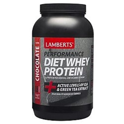 Diet Whey Protein Chocolate or Strawberry