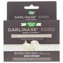 Garlinase® 500030 enteric coated tablets