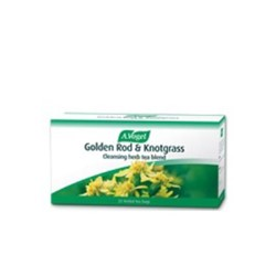 Golden Rod & Knotgrass Tea 25 tea bags (2 g per bag)
