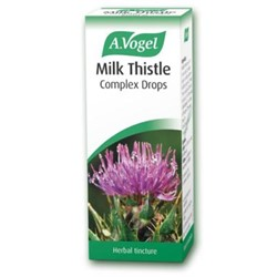Milk Thistle Complex 50 or 100ml tincture or 60 tablets