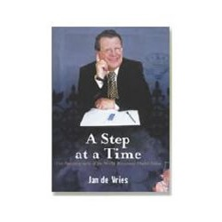 A Step at a Time - Jan De Vries' Autobiography