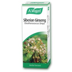 Siberian Ginseng 50ml tincture
