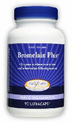 Bromelain Plus<BR>90 Ultracaps