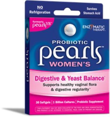 Probiotic Pearls™ Women's (Formerly Pearls YB™)