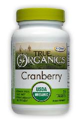 True Organics™ Cranberry<BR>Perviously OrganiCran<BR>30 Ultracaps