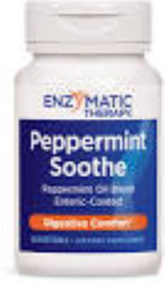 Peppermint Soothe (formerly Peppermint Plus)&reg;<BR>Enteric coated formula<BR>60 capsules