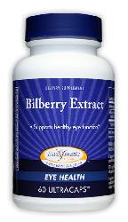 Bilberry Extract<BR>90 Ultracaps