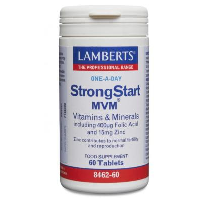 StrongStart MVM 60 tablets