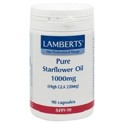 Pure Starflower Oil<br>1000mg<br>90 capsules