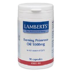 Evening Primrose Oil<br>1000mg<br>90 capsules<br>