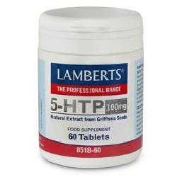 5-HTP<br>(5-Hydroxy L-Tryptophan)<br>100mg<br>60 tablets
