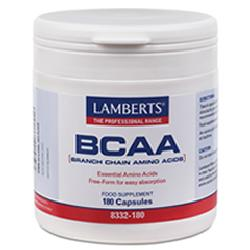 BCAA - Branch Chain Amino Acids<br>180 tablets