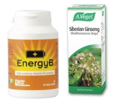Marcus Webb's Recommended Energy Boost Bundle