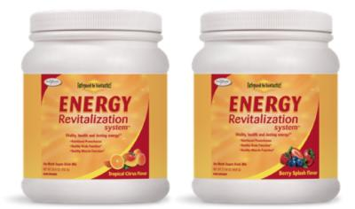 Fatigued to Fantastic!® Energy Revitalization System™ 615 grams (Powder) 1 Months supply