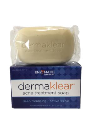 DermaKlear® Soap<BR>3 oz bar<br>