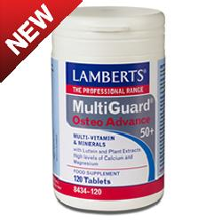 MultiGuard&reg; OsteoAdvance<br>120 tablets<br/>