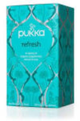 Pukka Tea's Refresh Blend<br>20 bags