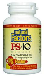 PS-IQ Memory<br>60 softgels