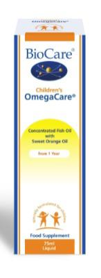 Children's OmegaCare 75ml
